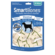 SmartBones Dental Chews Chicken MINI 8 pk
