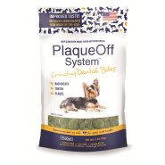ProDen PlaqueOff Dog GF Crunchy Dental Bites SM 3 oz