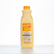 Primal Frozen Raw Goat Milk Pumpkin Spice Quart / 32 oz