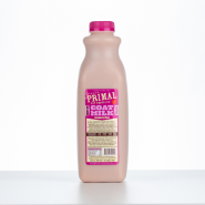 Primal Frozen Raw Goat Milk Cranberry Blast Quart / 32 oz