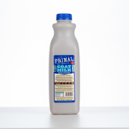 Primal Frozen Raw Goat Milk Blueberry Pom Burst Quart / 32oz