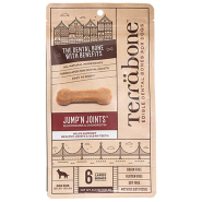 Terrabone GF Jumpin Joints Large Bones 384g 6ct