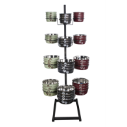 Bella Bowl Empty Displayer for 48 Bowls