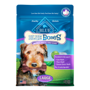 Blue Dog Dental Bones LG 12 oz