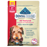 Blue Dog Dental Bones REG Value Pack 27 oz