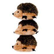 ZippyPaws Miniz Hedgehogs 3 pc