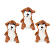 ZippyPaws Miniz Meerkats 3 pc