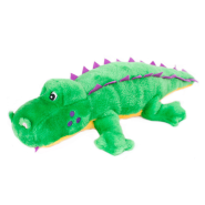 ZippyPaws Grunterz Squeaker Toy Alvin the Alligator