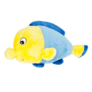 ZippyPaws Grunterz Squeaker Toy Finn the Fish