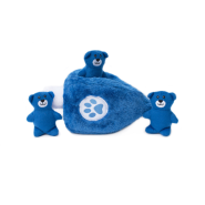 ZippyPaws Hanukka Zippy Burrow Dreidel