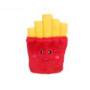 ZippyPaws NomNomz Squeaker Toy Fries