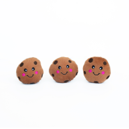 ZippyPaws Miniz Cookies 3 pc