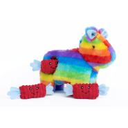 ZippyPaws Burrow Squeaker Toy Pinata