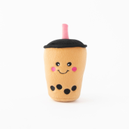 ZippyPaws NomNomz Squeaker Toy Boba Milk Tea
