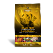 Wholesome Blend Dog Grain Free Turkey & Duck 11.36 kg