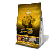 Wholesome Blend Dog Grain Free Turkey & Duck 2.27 kg