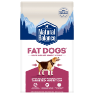 NB Fat Dogs Chicken & Salmon Low Calorie 5 lb