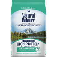 NB LID Cat GF High Protein Chicken 5 lb
