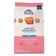 NB LID Dog Salmon & Brown Rice Puppy 24 lb