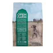 Open Farm Dog Homestead Turkey & Chicken 12 lb