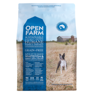 Open Farm Dog Catch Of Season Whfish&GrnLentil 12 lb