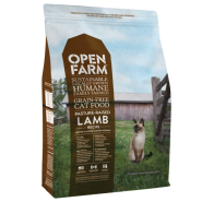 Open Farm Cat Pasture Raised Lamb 4 lb