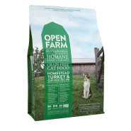 Open Farm Cat Homestead Turkey & Chicken 8 lb