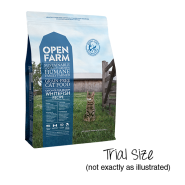 Open Farm Cat Catch Of Season Whfish&GrnLentil Trial 9/2 oz