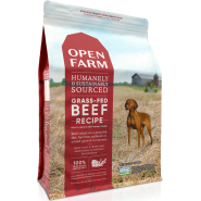Open Farm Dog Grass-Fed Beef 24 lb