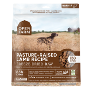 Open Farm Dog Freeze Dried Raw Pasture Raised Lamb 13.5 oz