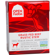 Open Farm Dog Beef Rustic Stew 12/12.5 oz