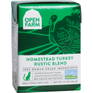 Open Farm Cat Turkey Rustic Blend 12/5.5 oz