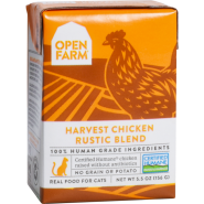 Open Farm Cat Chicken Rustic Blend 12/5.5 oz