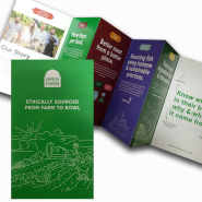 Open Farm Consumer Brochures 20/sleeve