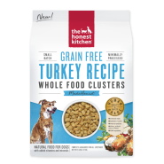 HK Dog GF Whole Food Clusters Turkey 5 lb