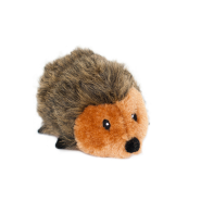 ZippyPaws Hedgehog Squeaker Toy SM