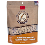 Cloud Star Tricky Trainers Crunchy Chedder Treat 8 oz