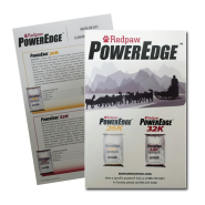 Redpaw PowerEdge Pamphlet
