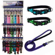 Inspire Collars and Leashes Display