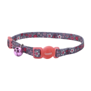 Safe Cat Breakaway Collar Pink Cherry 3/8x12""