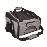 Bergan Booster Pet Carrier Grey/Black