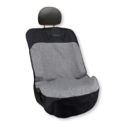 "Bergan Auto Bucket Seat Protector Grey/Black 50"" x 24"""