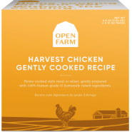 Open Farm Dog Gently Cooked Chicken 6/12 oz