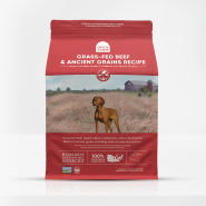Open Farm Dog Grass-Fed Beef Ancient Grain 22 lb