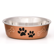Bella Bowls Medium Metallic Copper