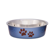 Bella Bowls XLarge Metallic Blueberry