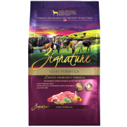 Zignature Dog LID GF Goat 13.5 lb