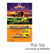 Zignature Dog LID GF Kangaroo Small Bites Trials 24/4 oz