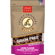 Cloud Star Tricky Trainers Chewy GF Liver 5 oz
