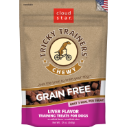 Cloud Star Tricky Trainers Chewy GF Liver 12 oz